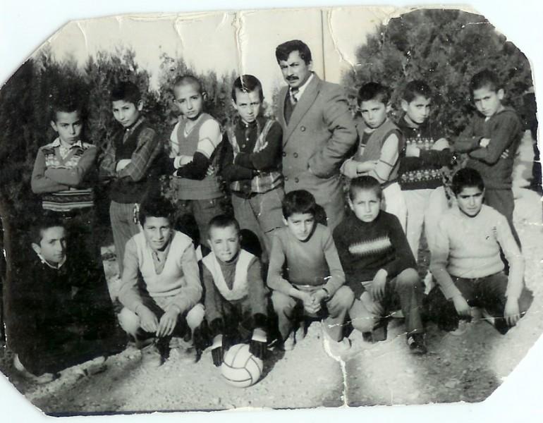 1984 Tuzköy Ilkokulu  4-5 sinif Takimi