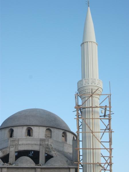 Cami İnşaatı
